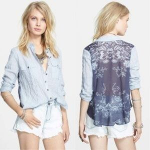 Free people : Party in the back top